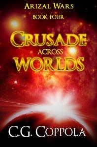 CRUSADE ACROSS WORLDS - 2500
